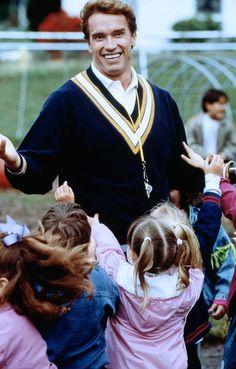 Kindergarten Cop - Arnold Schwarzenegger ~j