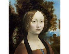 National Gallery of Art  a casa da única pintura de Leonardo Da Vinci na América!