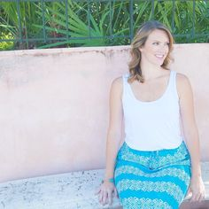 We love our Leila Maxi Skirt it's the perfect addition to any summer wardrobe. : @violetjune_photography