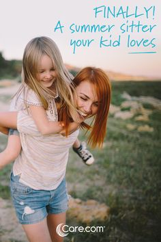 It's so much easier when you can leave kids with a sitter they actually like. Care.com makes it easy to post listings and check out local candidates. Find the perfect sitter today.