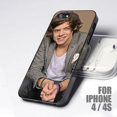 Harry Styles Photoshoots One Direction for iPhone 4 and 4S