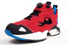 Get your Spidey senses tingling with the new Marvel x Reebok Insta-pump Fury (Spider-Man)!