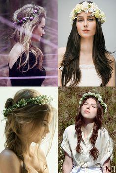Trend: Coroa de flores