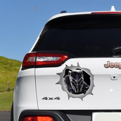 Panther car sticker   Panther car, Car stickers and Cars