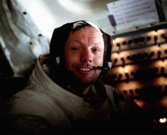 "Aug. 25, 2012 -- Neil Armstrong, first man on the moon and spaceflight legend, has died at the age of 82.  A statement said that Armstrong was a ""reluctant American hero who always believed he was just doing his job. He served his Nation proudly, as a navy fighter pilot, test pilot, and astronaut. He also found success back home in his native Ohio in business and academia, and became a community leader in Cincinnati."""