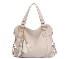 Fashion Tassel Handbag & Shoulder Bag