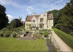 7 bedroom detached house for sale Heythrop, Oxfordshire, Guide Price Detached House, Property For Sale, My House, Mansions, House Styles, Places, Houses, Bedroom, Home Decor