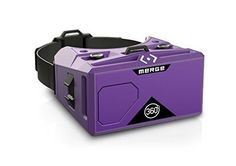 Merge #VR - Virtual Reality #Headset for #iPhone and #Android...