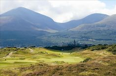 Royal County Down Golf Course, Newcastle – Northern Ireland