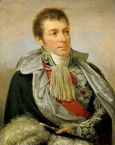 Andrea Appiani,- Louis Alexandre Berthier, prince de Neufchâtel et de Wagram, maréchal de France