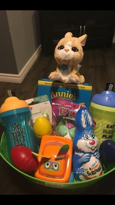 The best easter basket ideas for 1 year old boys easter baskets easter basket for 1 year old boy negle Image collections