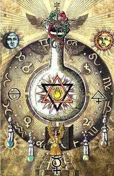 El fuego creador.... Sacred Geometry