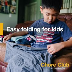 These fun activities from Whirlpool can help parents share important life skills with their kids and reinforce concepts from school through household chores. Easy Lunches For Kids, Kid Lunches, Chores For Kids, Indoor Activities For Kids, Fun Activities, Building For Kids, Summer Cocktails, Life Skills, Clean House