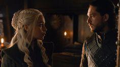 jon snow y daenerys daenerys targaryen kit harington emilia clarke spoiler alert