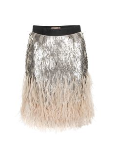 Glitter AND feathers?!? Yes please!