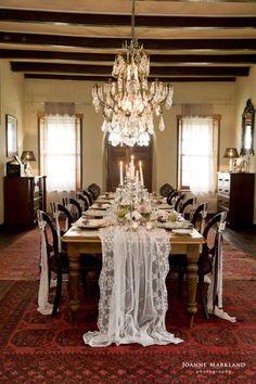 The stunning dining room at Hawksmoor