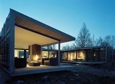 H-House by Widjedal Racki Bergerhoff | HomeDSGN, a daily source for inspiration and fresh ideas on interior design and home decoration. This home has so many interesting spaces where indoors & outdoors meet, it was hard to choose just one.