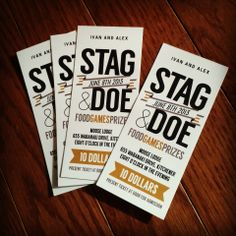 Stag And Doe Tickets Alex Mohammed All Rights Reserved By