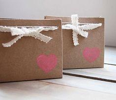 Bolsa regalo para invitados a una boda.. Cajita 1612 ideal para comunión, detalles bautizo, bisutería, ...