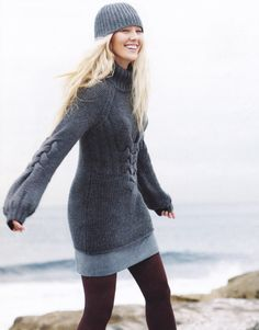 winter grey, this jumper is exactly what i want. i'll take one in cream too please.