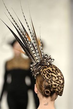 Another fabulous hat