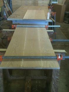 Custom order of solid wood floating shelves Carpentry Projects, Wood Projects, Wood Shelves, Shelving, Custom Floating Shelves, White Oak, Solid Wood, Home Improvement, Woodworking