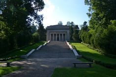 Live free or die: Родина Авраама Линкольна (Abraham Lincoln Birthplace National Historic Site, KY)