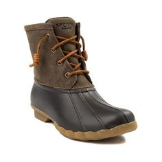 Shop Womens Boots including Ankle Boots, Casual Boots and Rain Boots at Journeys. Whether you are looking for fashion or utility, Journeys carries all types of boots. Shop Womens Boots Now! Duck Boots Outfit, Sperry Duck Boots, Mens Fashion Shoes, Fashion Top, Latest Fashion, Fashion Ideas, Fashion Trends, Casual Boots, Sperry Top Sider