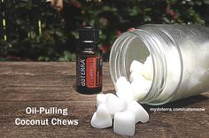 Have you tried oil pulling yet for good oral hygiene? Learn about the benefits of oil pulling and find out how to make some nifty oil-pulling coconut chews!