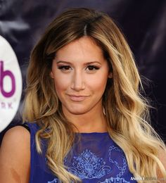 Congratulations to Ashley Tisdale on her engagement