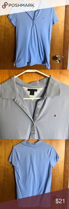 Adorable Tommy shirt! Great condition! Tommy Hilfiger Tops