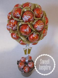 Mini Lindor Lindt Sweet Tree