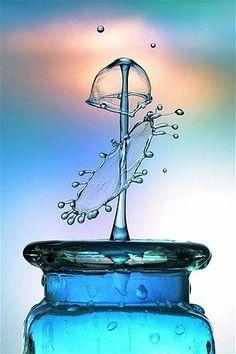 Dancing Water...