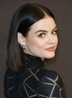Lucy Hale's Latest Manicure Has Us Green With Envy+#refinery29