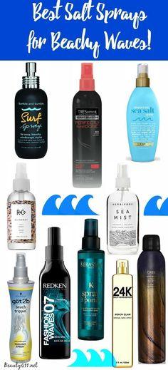 Summer hair essential...a great Salt Spray!