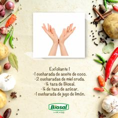Olvídate de tener unas manos ásperas con estos exfoliantes hechos en casa. http://www.hoycambio.com/articulos/2/549/exfoliantes_hechos_en_casa..html