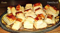 Cesnakové lístkové pagáče (fotorecept) - Recept Ale, French Toast, Breakfast, Desserts, Food, Basket, Morning Coffee, Tailgate Desserts, Deserts