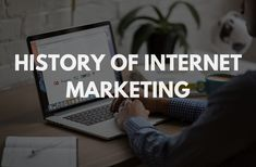 Want to know how it all started? Then read our article based on this topic. Visit us today for more information Internet Marketing, Online Marketing, Digital Marketing, History, Learning, Historia, Studying, Teaching, Onderwijs