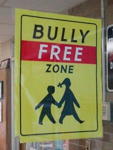 How to Act or React Toward a Bully