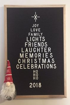 The New Kmart Mums Christmas Decoration Hack That Has Stopped Aussie Christmas, Christmas Lunch, Christmas Hacks, All Things Christmas, Christmas Time, Christmas Crafts, Kmart Christmas Decorations, Felt Letter Board, Felt Boards