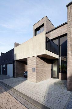 Woning SAFI / De Gouden Liniaal Architecten