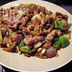 Sauté de porc à la sauce hoisin @ allrecipes.fr