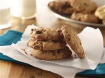 White Chocolate, Peanut Butter and Cranberry Cookies
