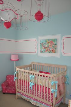 If I ever have a baby girl this is what the nursery is going to look like :)