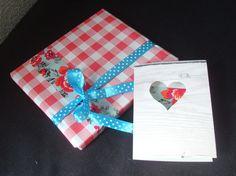 Pretty giftwrap!