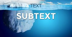 Playwriting Exercise: Subtext