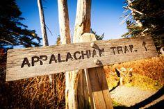 The Appalachian Trail runs 71 miles through the Great Smoky Mountains National Park.