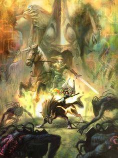 """Pas cher The Legend Of Zelda Twilight princess jeu de soie décor affiche 24 x 36 """" LOZ13, Acheter  Peinture et calligraphie de qualité directement des fournisseurs de Chine:         Main ce dans votre chambre!             Taille de l'affiche:   24x36  pouces (env.)"""