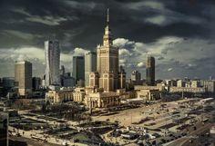 Warsaw - Poland by Rafał Stępniak - Poland on 500px