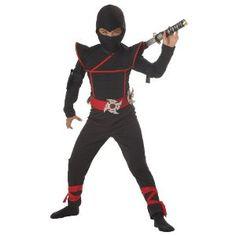Halloween costume#California Costumes#Toys Stealth Ninja